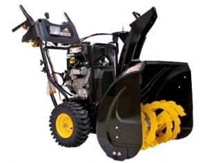 "27"" heavy duty snow thrower two stage"